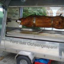 Schwein-ganz